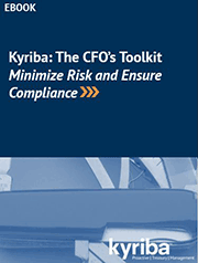 Cover image: Ebook: Kyriba - The CFO's Toolkit
