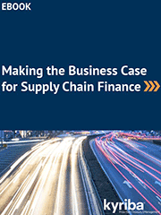 Cover image: Making the business case for supply chain finance