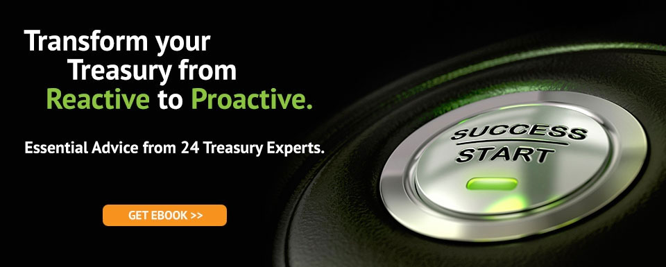 Transform your treasury from reactive to proactive. Essential advice from 24 treasury experts.